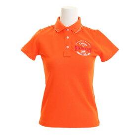 キャロウェイ(CALLAWAY) GO WEST ロゴ 鹿の子ポロシャツ 241-7151802-150 (Lady's)