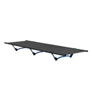 Whole Earth アウトドア チェア 折りたたみ椅子 FEATHER WEIGHT コンパクトコット WE23DG53 BKXBLバーベキュー キャンプ アルミ 黒 ブラック ベッド (メンズ、レディース)