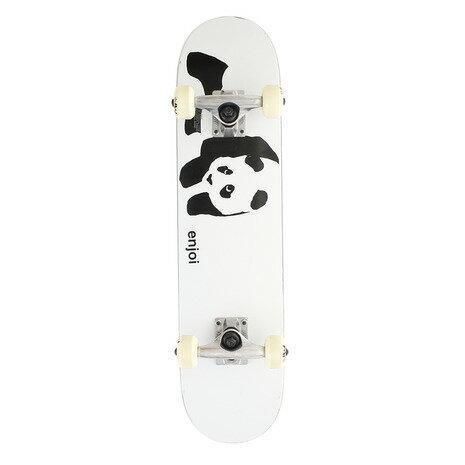 エンジョイ(enjoi) WHITEY PANDA スケートボード 100014000300 WHT 6.75 (Jr)