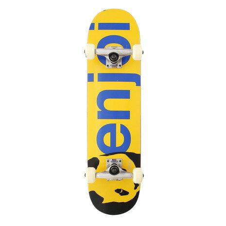 エンジョイ(enjoi) PANDA HEAD スケートボード 100014000300 YEL 7.375 (Jr)