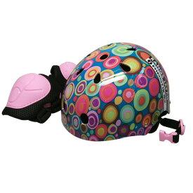ラングスジャパン(RANGS) リップスティック エクストリームスポーツ キッズ スポーツヘルメット PNK (キッズ)