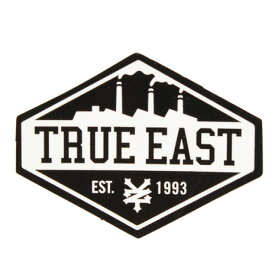 ZOOYORK ステッカー TRUE EAST MD (Men's、Lady's、Jr)