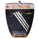 ディスティネーション(DESTINATION) デッキパット トラクションクリスマロイ(NVY/WHT) DS-031P043210HLNA (メンズ…