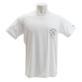 オークリー(OAKLEY) ラッシュガード ポケット付 半袖Tシャツ 482395JP-100 (Men's)