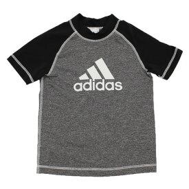 アディダス(adidas) ジュニア ラッシュガード 半袖ラッシュガード ENG29-CF7330 (Jr)