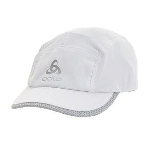 オドロ(ODLO) ランニング キャップ CERAMICOOL LIGHT 762370white オンライン価格 帽子 (メンズ)