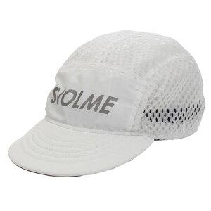 スボルメ(SVOLME) ランニングキャップ 181-66921WH オンライン価格 帽子 (メンズ)