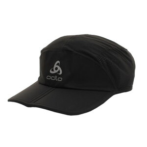 オドロ(ODLO) ランニング キャップ CERAMICOOL X-LIG 762390black オンライン価格 帽子 (メンズ)