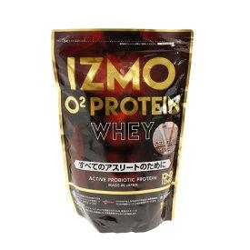 イズモ(IZMO) IZMO O2 プロテインホエイ100 カフェオレ風味 1000g オンライン価格 (メンズ、レディース)