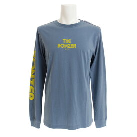 RVCA 【オンライン特価】 VENTURI ロングスリーブTシャツ AJ041051 BLT (Men's)
