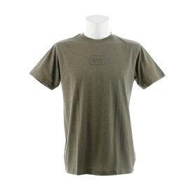 RVCA ISTHMUS Tシャツ AI041P31 FAT (Men's)