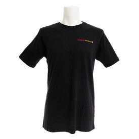 RVCA KNOWS 半袖Tシャツ AJ041200 BLK (Men's)