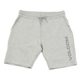 ボルコム(Volcom) V.S Fleece Short 19 スウェットパンツ 18A10118JA HGR (Men's)