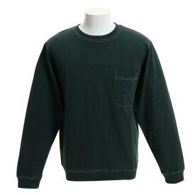 パワー・トゥ・ザ・ピープル(POWER TO THE PEOPLE) ムービング 長袖Tシャツ 9712117-50DGR (Men's)