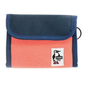 チャムス(CHUMS) 財布 トリフォルドウォレット スウェットナイロン CH60-2688-R094 (メンズ、レディース)