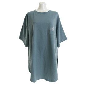 パワー・トゥ・ザ・ピープル(POWER TO THE PEOPLE) 【オンライン特価】オーバーTシャツ 9312502-55MNT (Lady's)