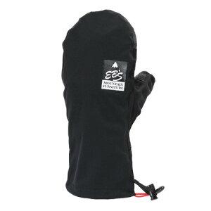 エビス(ebs) グローブカバー オーバーミット 4100100 BLACK (メンズ)