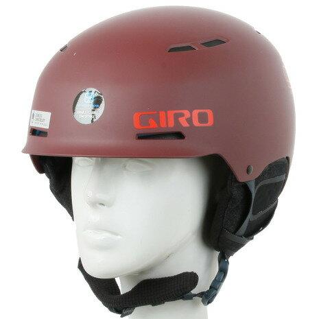 ジロ(giRo) 2016-2017 ディスコード DISCORD ヘルメット MATTE MAROON / TURBULENCE (Men's、Lady's)