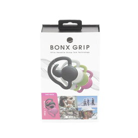 BONX BONX Grip 2個パッケージBLK×PNK BX2-MTBKPN1 (Men's)