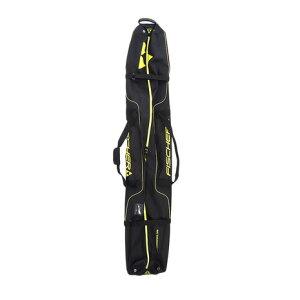 【25日0時~3時 エントリーでポイント最大14倍】フィッシャー(FISCHER) スキーケース アルペン 2ペアウィール S Z11818 (メンズ、レディース)