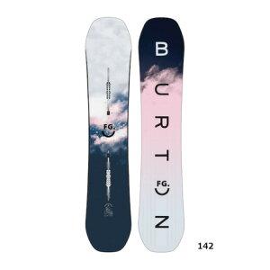 バートン(BURTON) スノーボード板 フィールグッド Flying V 10709108000 (レディース)
