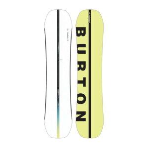 バートン(BURTON) ジュニア スノーボード板 Custom スモールズ キャンバー 201951 03000 (キッズ)
