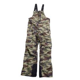 686 シックス エレメントビブパンツ L8W904 Dark Camo スノーボードウェア パンツ メンズ (Men's)
