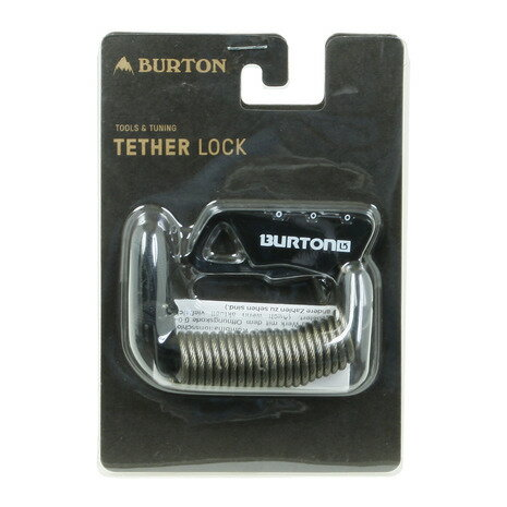 バートン(BURTON) TETHER LOCK BLACK W14 10814100001 (Men's、Lady's)