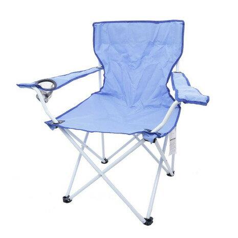 キャンピングフィールド(Camping Field) ARMREST CHAIR 折畳椅子 キャンプ 553F7CM1021 BLU