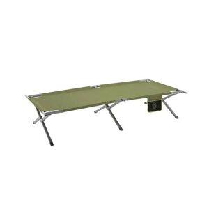 コールマン(Coleman) チェア 折りたたみ椅子 トレイルヘッドコット 2000031295バーベキュー キャンプ スチール 茶色 ブラウン ベッド