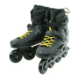 ローラーブレード インラインスケート S18 RB 80 BK/YL 078477008002 (Men's、Lady's、Jr)