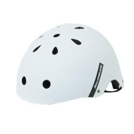 ローラーブレード DOWNTOWN HELMET WT/BK 067H0300849 インラインスケート プロテクター ヘルメット (Men's)