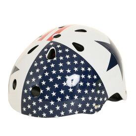 シルバーフォックス(SILVER FOX) エクストリームスポーツ キッズヘルメット スターガラ SKSC110S (キッズ)