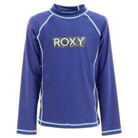 ロキシー(ROXY) ジュニア ラッシュガード UVカット TLY201108NVY (キッズ)