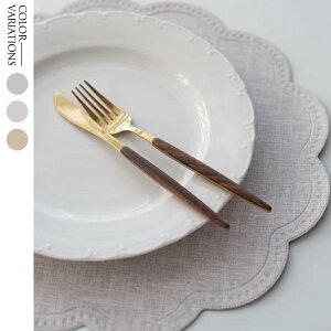 テーブルウェア ランチョンマット おしゃれ ラウンドクラウドランチョンマット ホワイトプラム ピンクグレー ブラウンイエロー white purple pink gray brown yellow
