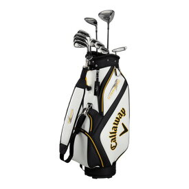 キャロウェイ(CALLAWAY) 初心者 ゴルフクラブセットwarbird ゴルフクラブセットSET 19 (10本セット、W1、W5、I5〜I9、PW、SW、PT) スチール (メンズ)