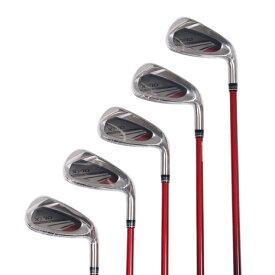 ゼクシオ(XXIO) アイアンセット メンズ 5本 ゼクシオ 11 レッドカラー (#6〜PW) MP1100ゴルフクラブ XXIO11 (メンズ)