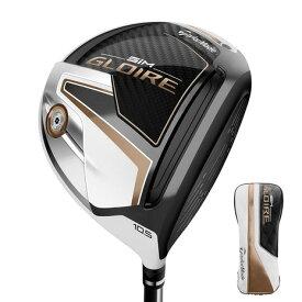 テーラーメイド(TAYLORMADE) ゴルフクラブ メンズ SIM GLOIRE ドライバー (ロフト10.5度) Air Speeder TM 日本正規品 (メンズ)