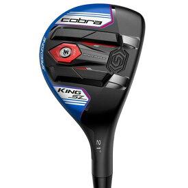 コブラ(Cobra) ゴルフクラブ メンズ 最安値挑戦 KING SPEEDZONE ONE LENGTH ハイブリット(4H、ロフト21度)Speeder EVOLUTION for SZ L 日本正規品 (メンズ)