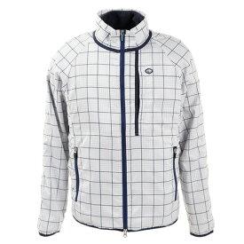 フィドラ(FIDRA) ゴルフウェア メンズ 3WAY チェックジャケット FD5GTY01 WHT (Men's)