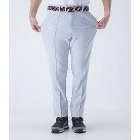 フィドラ(FIDRA) ゴルフウェア メンズ ニットピンタックイージー アンクル丈パンツ FI51TD05 LGY (Men's)