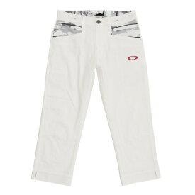 オークリー(OAKLEY) 【ゼビオグループ限定】 Camo Cropped パンツ 422473JP-100 (Men's)