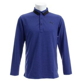 プーマ(PUMA) ゴルフウェア メンズ ジェネラルLSポロ 923770-07 (Men's)