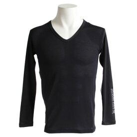 ルコック スポルティフ(Lecoq Sportif) ゴルフウェア メンズ メッシュインナーシャツ QGMLJM00-BK00 (Men's)