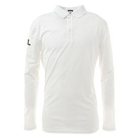 J.LINDEBERG ゴルフウエア メンズ Otis slim-TX Jersey 長袖ポロシャツ 071-21912-004 (メンズ)