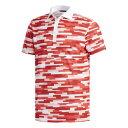 アディダス(ADIDAS) ゴルフウェア メンズ ACカモプリワイドカラーシャツ FVE54-DW6291R (Men's)