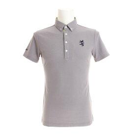 アドミラル(Admiral) ゴルフウェア メンズ BDシャツ ADMA866-GRY (Men's)