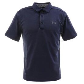 アンダーアーマー(UNDER ARMOUR) ゴルフウェア メンズ テックポロシャツ #1290140 MDN/GPH/GPH GO (Men's)