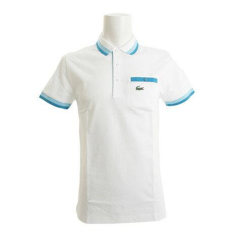ラコステ(LACOSTE) ポロシャツ YH2094-VT3 (Men's)