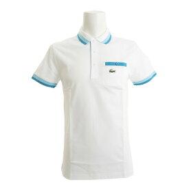 ラコステ(LACOSTE) ゴルフウェア メンズ ポロシャツ YH2094-VT3 (Men's)